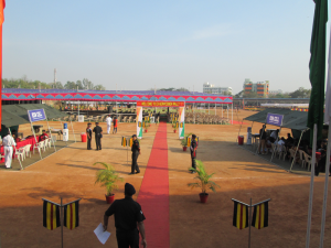 2017 Dakshin Bharat Rally, Anatapur (1)